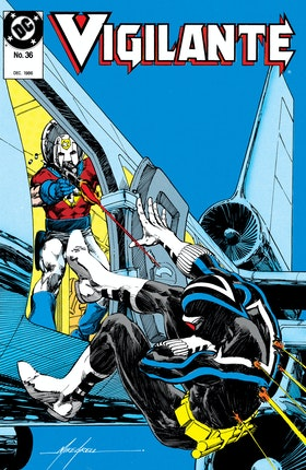 The Vigilante #36
