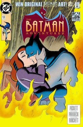The Batman Adventures #13