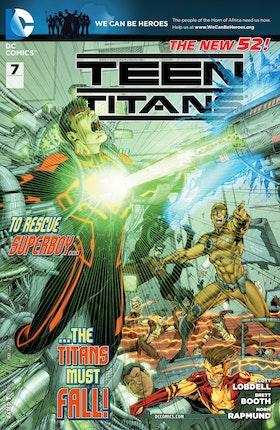 Teen Titans (2011-) #7