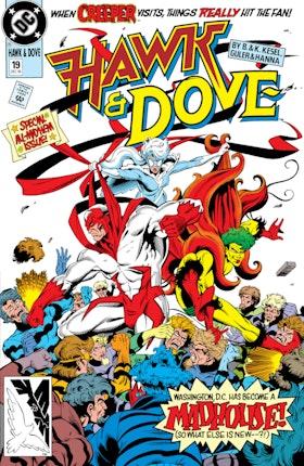 Hawk & Dove (1989-) #19