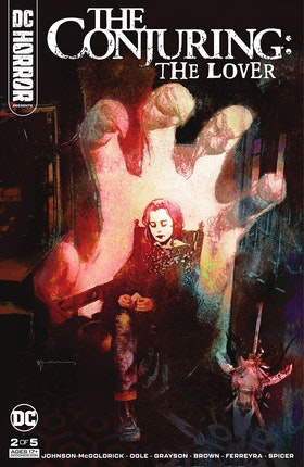 DC Horror Presents: The Conjuring: The Lover #2