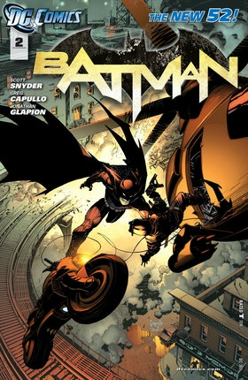Batman (2011-) #2