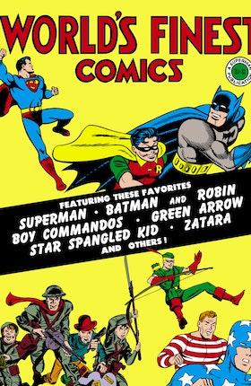 World's Finest Comics (1941-) #10