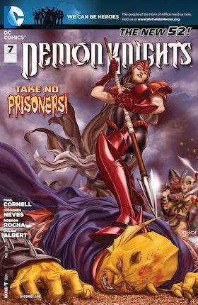 Demon Knights #7