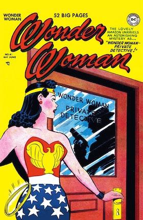 Wonder Woman (1942-) #41