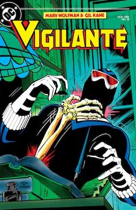 The Vigilante #12