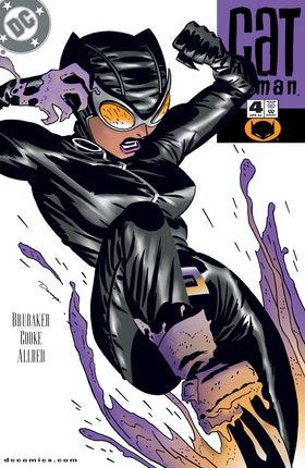 Catwoman (2001-) #4