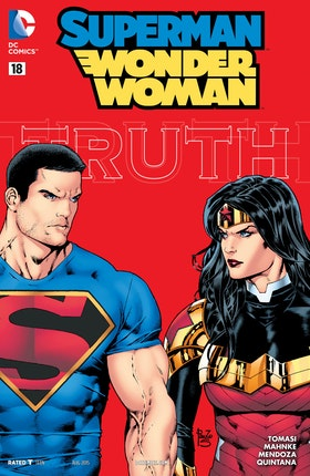 Superman/Wonder Woman #18