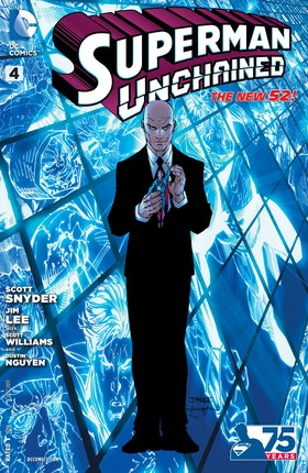 Superman Unchained #4
