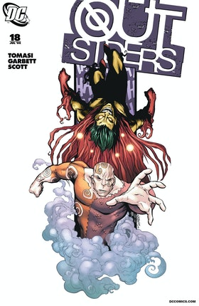 The Outsiders (2009-) #18