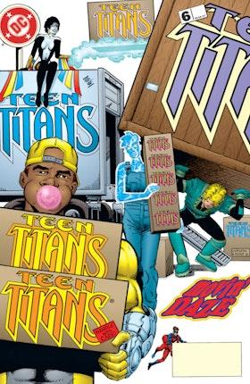 The Teen Titans (1996-) #6