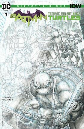 Batman/Teenage Mutant Ninja Turtles Director's Cut #1