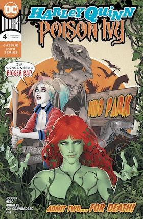 Harley Quinn & Poison Ivy #4