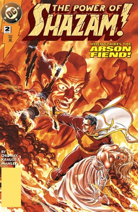 The Power of Shazam! #2