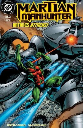 Martian Manhunter (1998-) #2