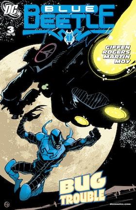 Blue Beetle (2006-) #3
