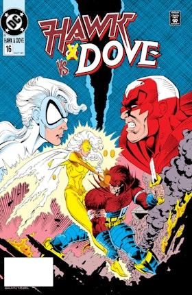 Hawk & Dove (1989-) #16