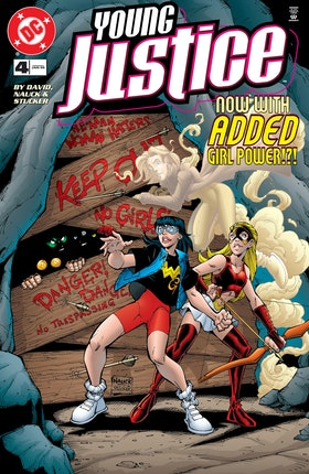 Young Justice (1998-) #4