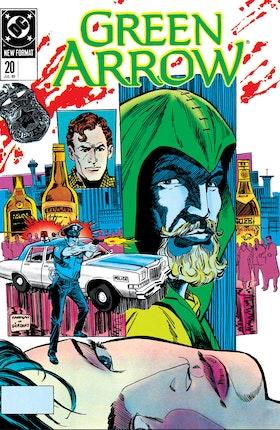 Green Arrow (1987-) #20