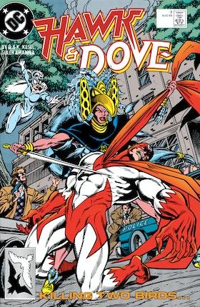 Hawk & Dove (1989-) #3