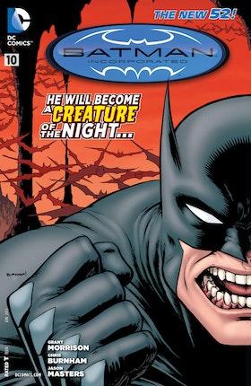 Batman Incorporated (2012-) #10