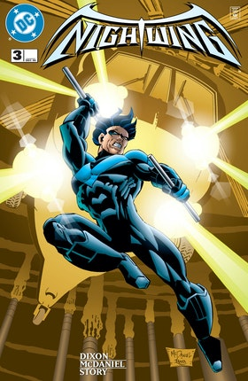 Nightwing (1996-) #3