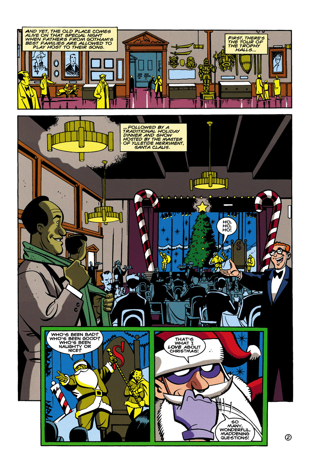 read the batman and robin adventures 1995 3 on dc universe