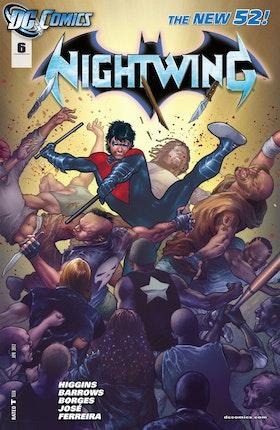 Nightwing (2011-) #6