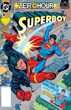 Superboy (1993-) #8