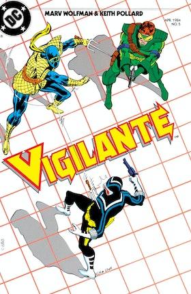 The Vigilante #5