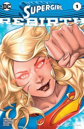 Supergirl: Rebirth (2016-) #1