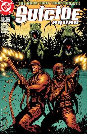 Suicide Squad (2001-) #10