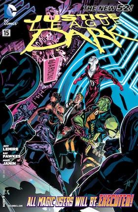 Justice League Dark (2011-) #15