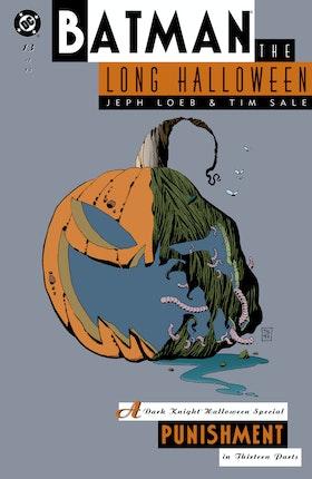 Batman: The Long Halloween #13