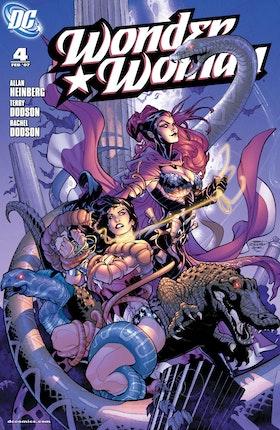 Wonder Woman (2006-) #4
