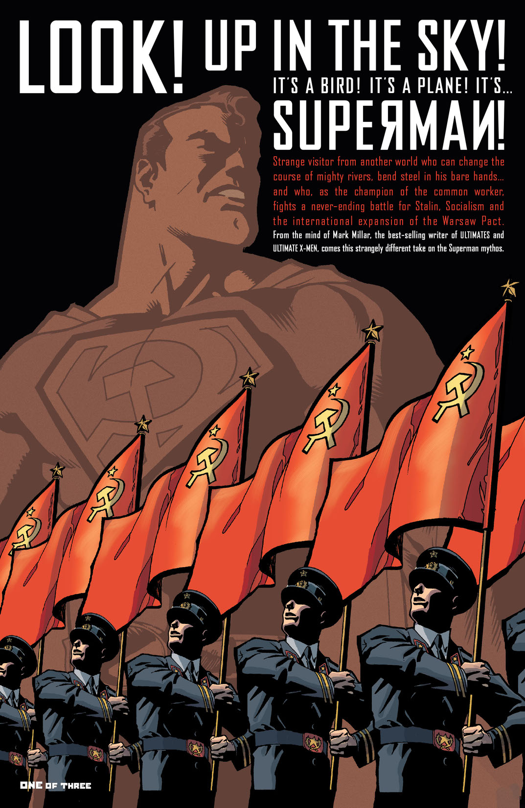 Superman Red Son 2003 1