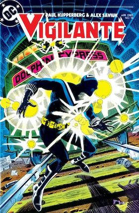 The Vigilante #16