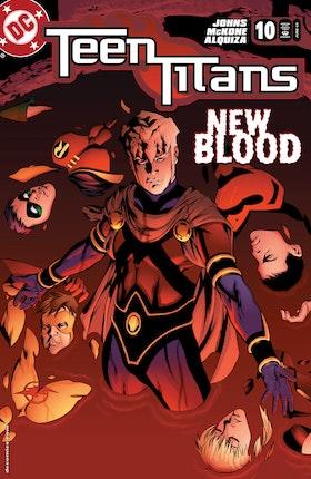 Teen Titans (2003-) #10