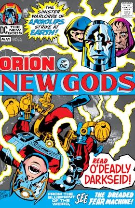 The New Gods #2
