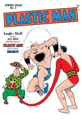 Plastic Man (1943-) #3