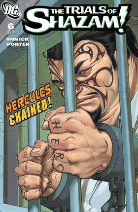 Trials of Shazam #6