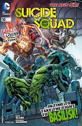 Suicide Squad (2011-) #10
