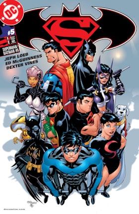 Superman Batman #5