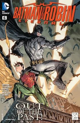 Batman & Robin Eternal #6
