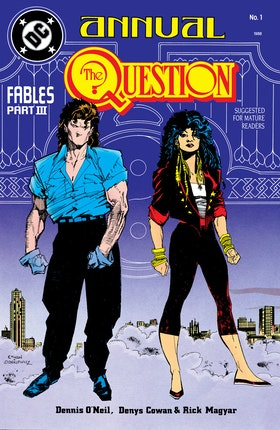 The Question Annual (1988-1989) #1