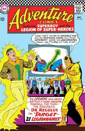Adventure Comics (1938-) #348