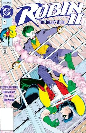 Robin II: Joker's Wild #4