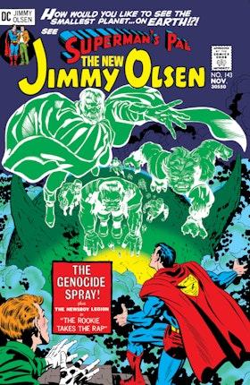 Superman's Pal, Jimmy Olsen #143