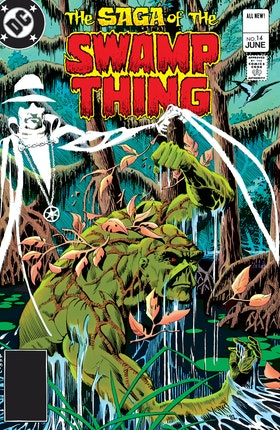 The Saga of the Swamp Thing (1982-) #14