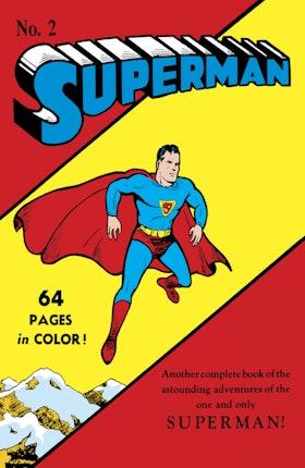 Superman (1939-1986) #2